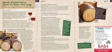 Landshuter Stadtmagazin, Andrea Neu, erschienen im September 2014